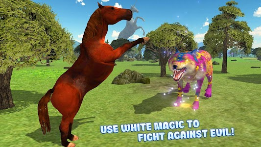 Wild Horse Quest 3D screenshot 2