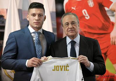 Luka Jovic (Real Madrid) va écourter ses vacances