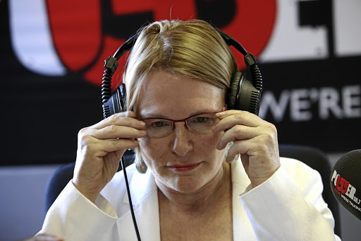 Western Cape premier Helen Zille's problem is her huge, destructive energies, says the writer.