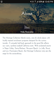 Meritage Collection screenshot