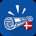 Danske Aviser - Denmark news icon