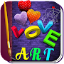 Love Art Photo Editor - Love Shayari, Quotes, Sms APK icon