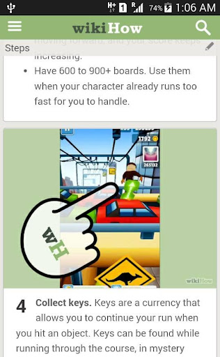 New Tips For Subway Surfers