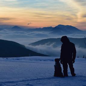 M&L by Simon Hanžurej - Landscapes Mountains & Hills