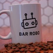 Bar Robo Ceramic Mug