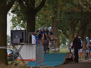 Photo: Start van Team Ventielen 1