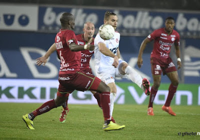 Zulte Waregem et Courtrai ont offert un beau 2-2 dans un superbe derby flandrien