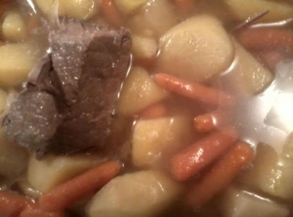 Beef Roast With Veggies Recipe