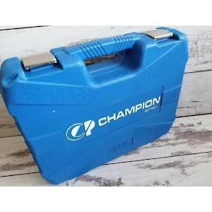 Trusa de scule 108 piese Champion, Chrome Vanadium - Polonia