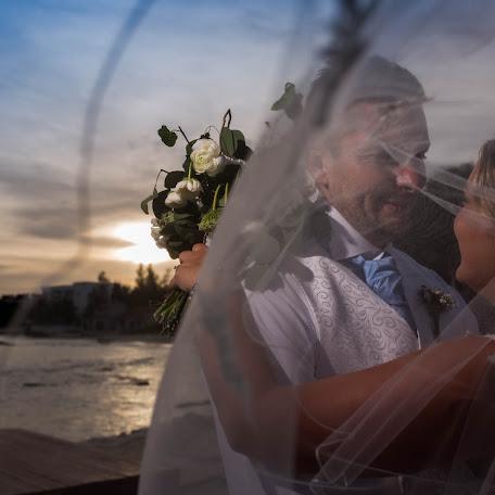 Fotógrafo de bodas David Rangel (DavidRangel). Foto del 27.12.2017