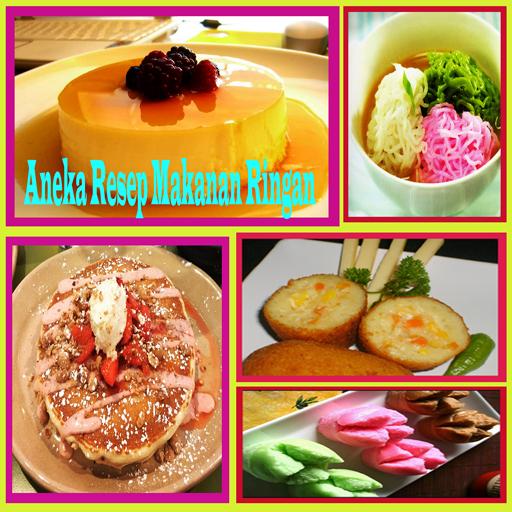 Aneka Resep Makanan Ringan