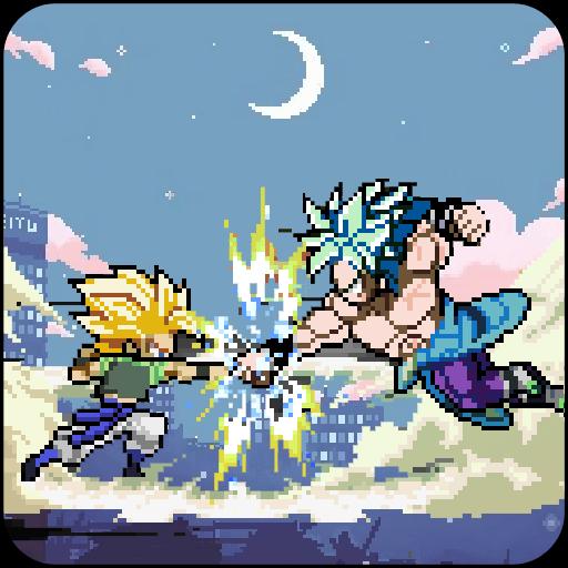 Baixar Z ultimate saiyan DB Universes Battle para Android