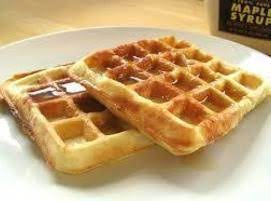 Mom's Famous Waffles