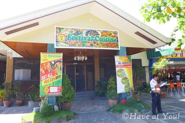 Festival Cuisine facade