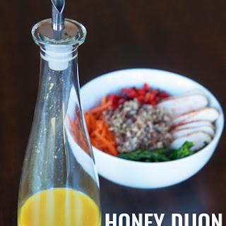 Honey Mustard Vinaigrette.