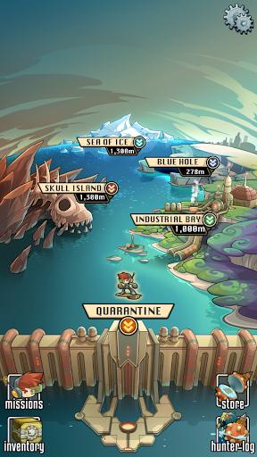 Mobfish Hunter 3.8.1 screenshots 2