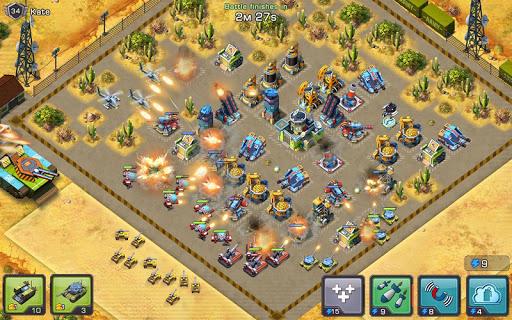 Iron Desert - Fire Storm screenshot 24