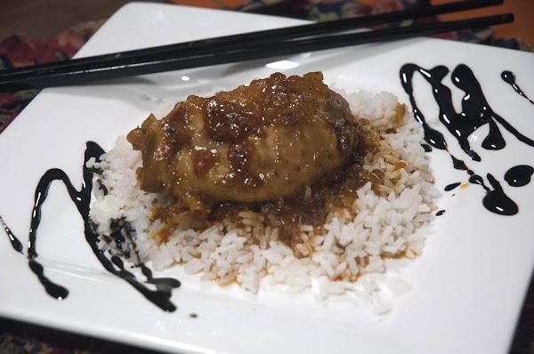 Cold Weather Comfort Food: Honey Garlic Chicken Recipe