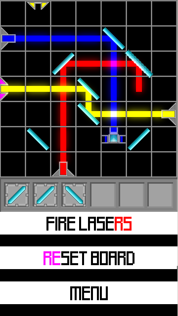 Laser Hazard- screenshot