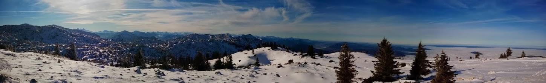 Photo: Hochlecken Panorama