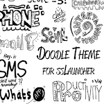 Doodle Light Theme ssLauncher Icon