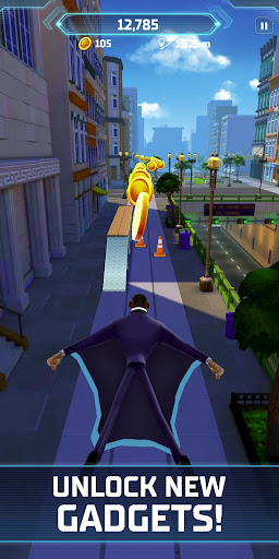 Télécharger gratuit Spies in Disguise: Agents on the Run APK MOD 2