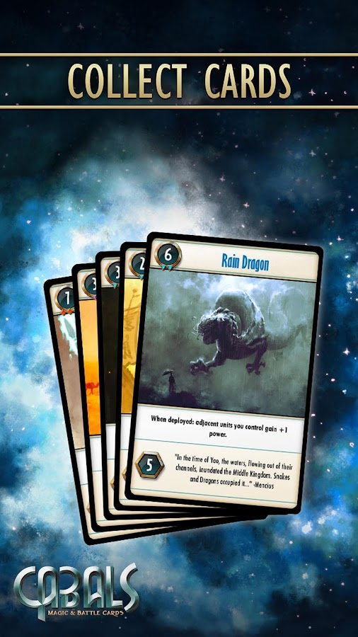 Cabals: Magic & Battle Cards - screenshot