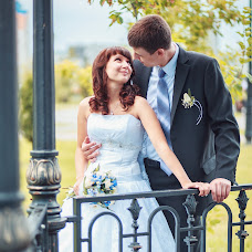 Wedding photographer Natalya Denisova (ND92). Photo of 12.08.2014