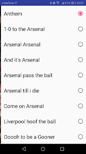 Download Chorus of Arsenal Fans For PC Windows and Mac apk screenshot 2