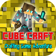 Cube Craft: Crafting Game Adventure