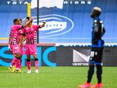 Le Sporting de Charleroi s'impose au Club de Bruges et plonge le champion dans le doute