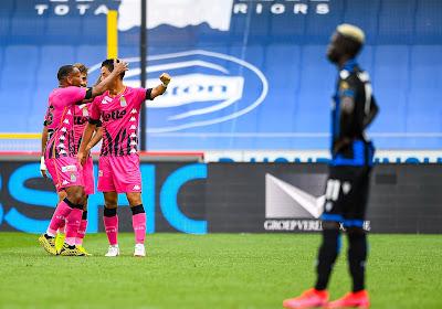 🎥  Opvallend: spelers Charleroi gaan uit de bol voor lege tribune