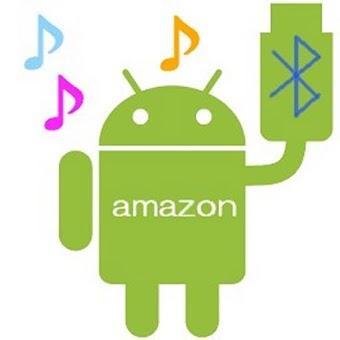 Bluetooth Amazon Music