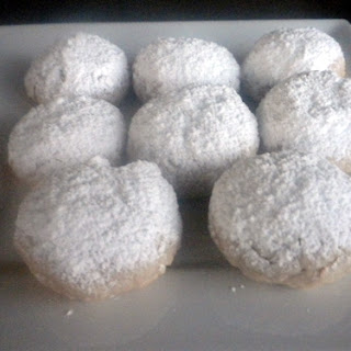Egyptian Eid Cookies AKA Kahk Recipe