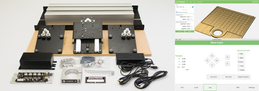 Carbide 3D Shapeoko XXL CNC Router Kit with Carbide Compact Router