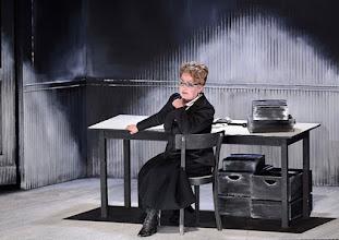 Photo: Salzburger Osterfestspiele 2015: CAVALLERIA RUSTICANA. Premiere 28.3.2015, Inszenierung: Philipp Stölzl. Stefania Toczyska. Copyright: Barbara Zeininger