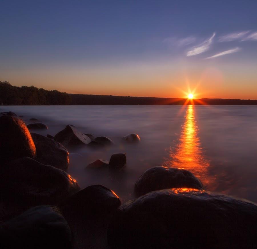 by Susan Campbell - Landscapes Sunsets & Sunrises