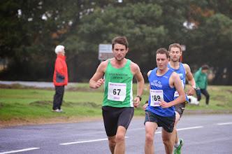 Photo: Stuart Holloway came an impressive 2nd overall - Photo courtesy of Paul Hammond
