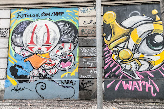 Photo: Rio De Janeiro Street Art - Wark