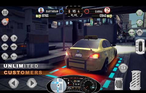 Amazing Taxi Sim 2020 Pro 4