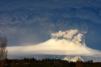 Photo: A view is seen of the ash plume above the Puyehue-Cordon Caulle volcano chain near Entrelagos June 5. (Carlos Gutierrez/Reuters)  #cloud #storm #supercell #nature #thunderstorm #hailstone #lightning #photo #photography  #photo #photography #News #WeatherNews #Bolt #ChesterCounty #ExtremeWeather #farm #Funnel #JeffBerkes #lightpollution #Lightning #Pennsylvania #rain #severe #Shaft #Storms #Thunderstorm  #funnel #lightningphotography   #stormphotography #weatherphotos   #stormphotography