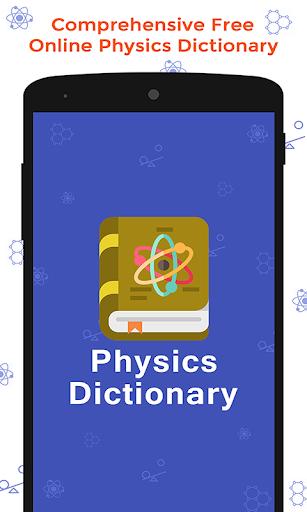 Physics Dictionary Offline 1.0 screenshots 1