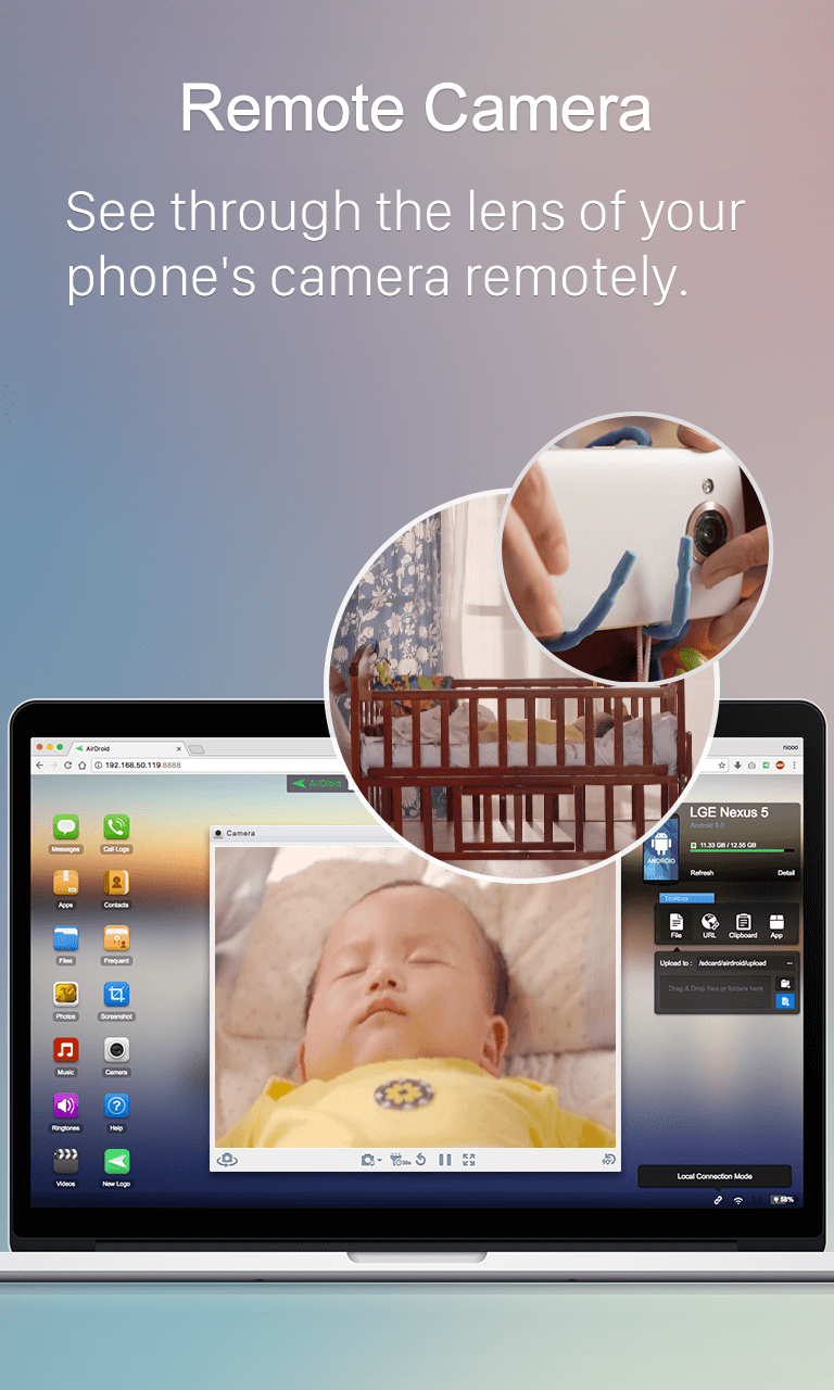 AirDroid: Remote access & File Screenshot 6
