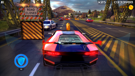 Redline Rush: Police Chase Racing - screenshot