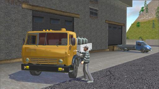Hard Truck Driver Simulator 3D apkdebit screenshots 1