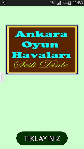 Ankara Oyun Havaları Kaşık İle