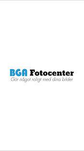 BGA Fotocenter- screenshot thumbnail