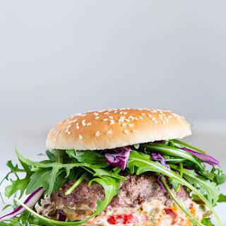 Low Fat Beef Burger Recipes