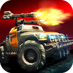 Drive Die Repeat - Zombie Game Icon