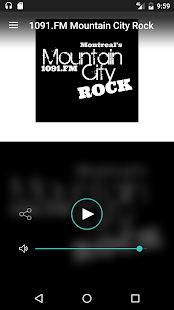 1091.FM Mountain City Rock- screenshot thumbnail